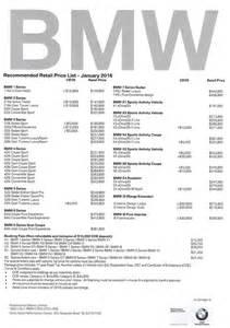 Bmw Price List Singapore Motorshow 2016 Bmw Price List Deals
