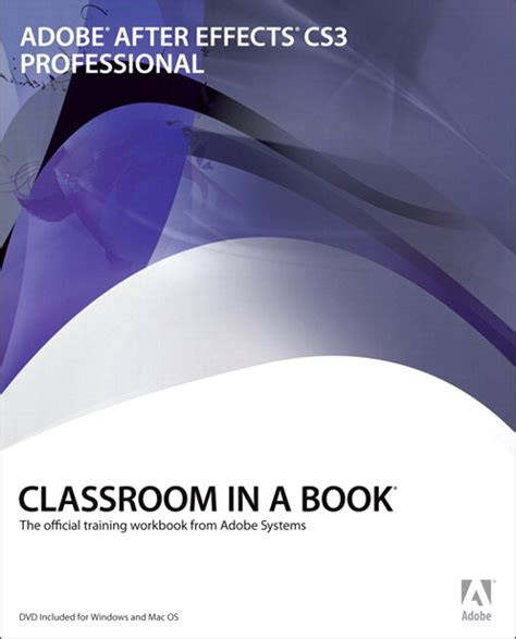 adobe after effects cc classroom in a book 2018 release books adobe after effects cs3 professional classroom in a book