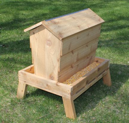 nudge deer feeder plans how to build a small home cheap how to build a wood deer