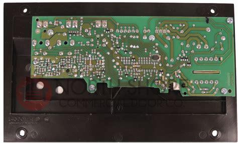 craftsman 41a5021 3d garage door opener circuit board