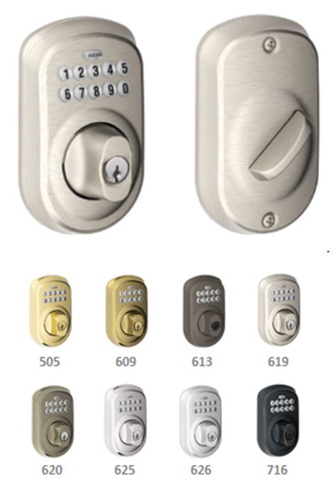 Schlage Door Keypad Change Code by Schlage Keypad Be365 Manual Freeloadprofessional
