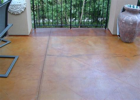 Home Color Ideas Interior Stained Concrete Stained Concrete Flooring Staining
