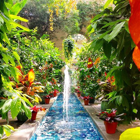 Botanical Gardens In The Us United States Botanic Garden Travelguidedc