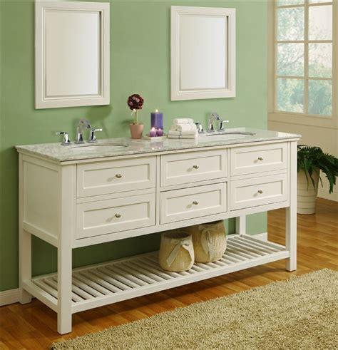 bahtroom delicate antique double sink bathroom vanities j j international 70 inch pearl white antique double