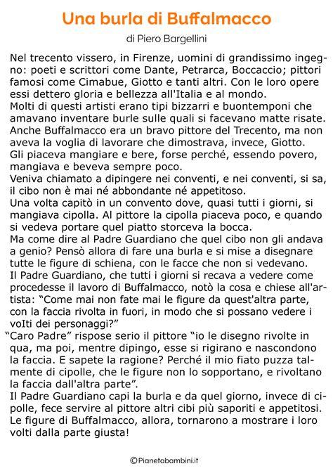 E Testo by Testi Sul Carnevale Per La Scuola Primaria Pianetabambini It