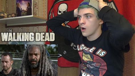The Walking Dead Season 7 Episode 13 The Walking Dead Season 7 Episode 13 Reaction 7x13