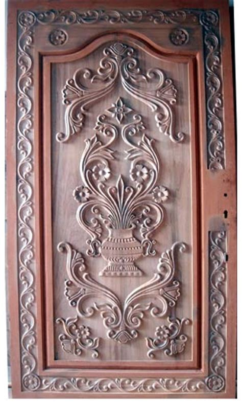 main door flower designs wooden carving main doors home decorating ideas
