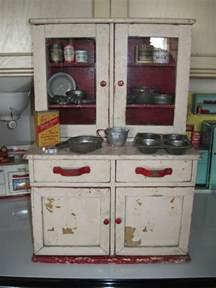 Antique Kitchen Cabinet Tracy S Toys And Some Other Stuff Antique Kitchen Cupboard