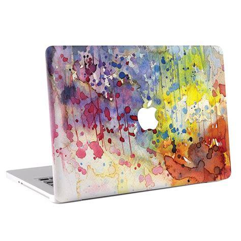 Macbook Skin Aufkleber by Wasserfarbmalstil Macbook Skin Aufkleber