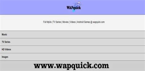 wapquick tv series movies  games wwwwapquickcom tecteem tv series movies