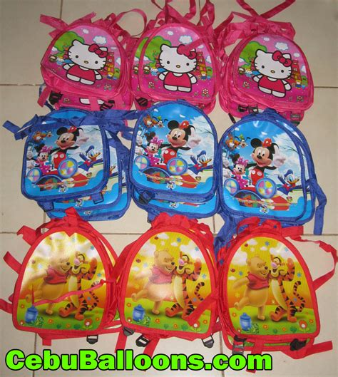 Party Giveaways Philippines - paper bags cebu souvenirs arty paper crafts party supplies balloons