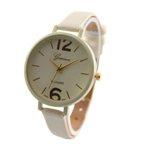 Jam Tangan Wanita I Phone Kulit Black jam tangan elegan kulit wanita black jakartanotebook