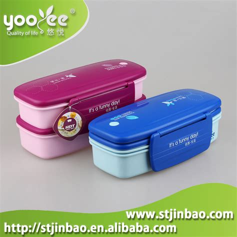 Yooyee Lunchbox Karakter 6 Sekat bento lunchbox food container school lunch box buy bento lunchbox food container
