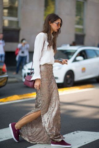 Looks Of The Week Fabsugar Want Need 39 by Best 20 Sequin Skirt Ideas On Gold