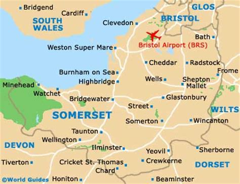 map uk somerset somerset county tourism and tourist information