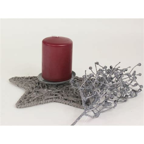 kerzenhalter 20 cm kerzenhalter quot quot 20 cm grau lucht 5 20
