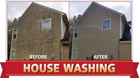 home camelot pressure washing