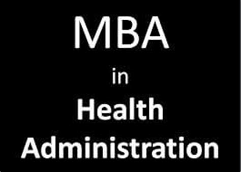 Mba Healthcare Administration Programs by What Is The Average Salary For Someone With A Mba In