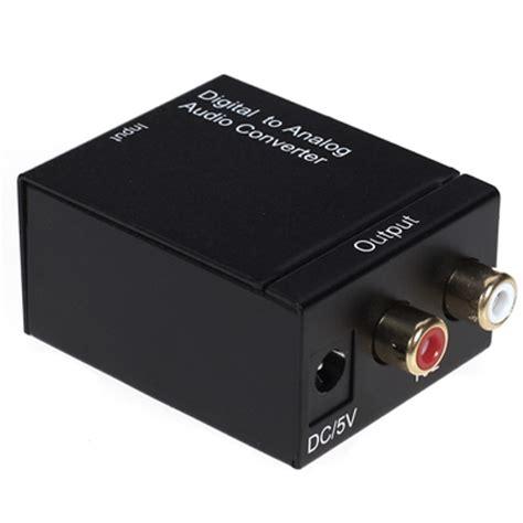 Konverter Tv Analog Ke Digital digital to analog audio converter black alex nld