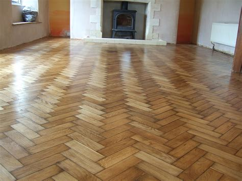 Parquet Floors Stained by Parquet Floor Restoration The Floor Restoration Company