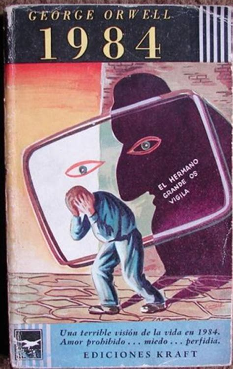 1984 spanish edition george orwell s 1984 a visual history flavorwire