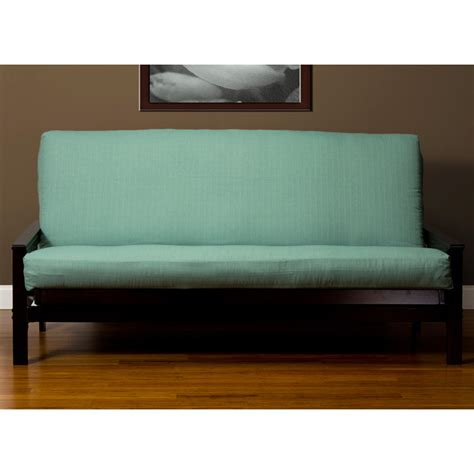 Teal Futon Cover by Teal Linen Futon Cover Dcg Stores