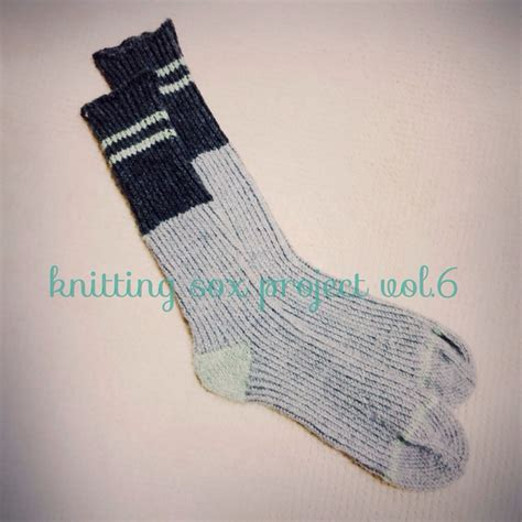 Knitted Toe Up Socks Onaiuiko S Daily