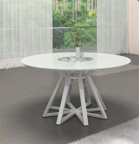 white round dining room table 7 white round modern dining tables cute furniture
