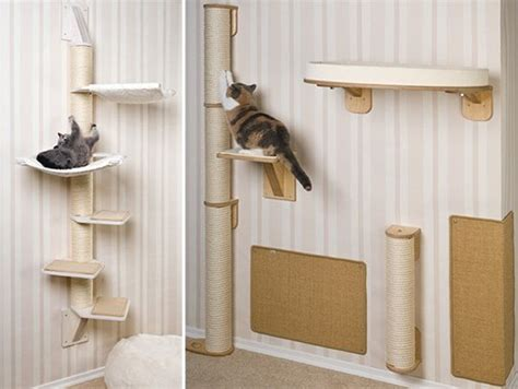 Cool Cat Furniture how to build a cat tree amp scratching post vetbabble