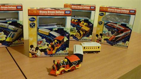 Tomica Mickey Mouse Western Locomotif Plarail Disney Railway Plarail Disney Railway Mickey Mouse Western