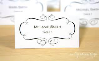 free place card templates 6 per page avery place card template 6 per sheet