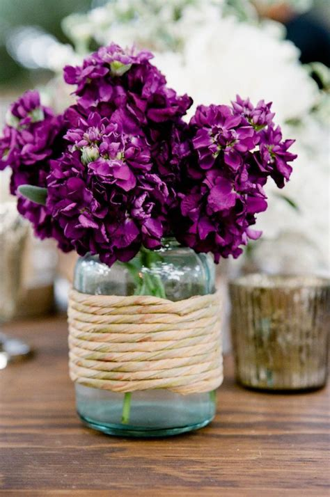 wedding centerpieces ideas not using flowers something blue 45 rustic blue jars wedding ideas deer pearl flowers