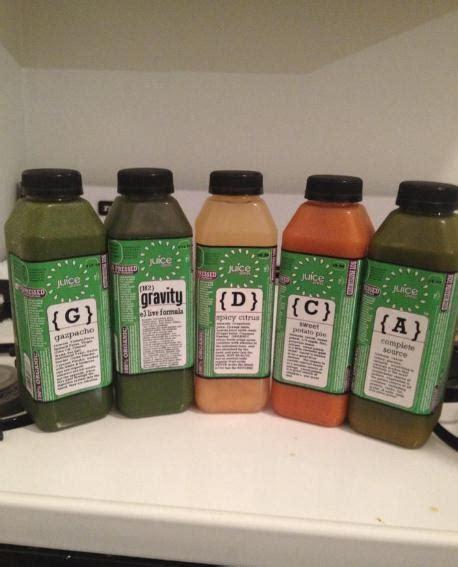 Organic Vegan Detox Cleanse by Juice Press Juice Cleanse Greenjuice Healthy
