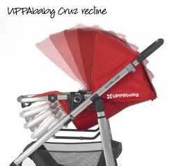 uppababy cruz recline the uppababy cruz review from pushchair expert pushchair