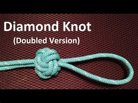 Ornamental Knotting And Weaving Of Thread - how to tie a knot decorative and practical