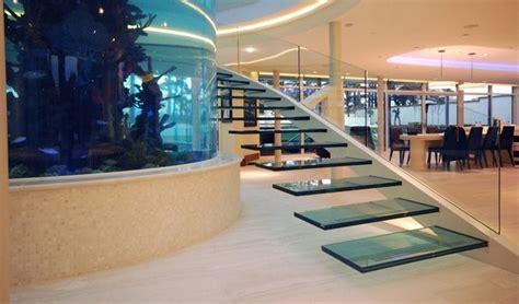 aquarium design glasgow gradini a sbalzo scale e ascensori come installare i