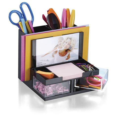 Desk Pencil Organizer by Photo Desk Organizer 9 Compartment Pencil Pen Holder