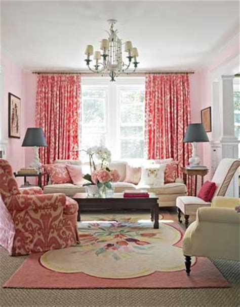 pink home d 233 cor pink decorating ideas