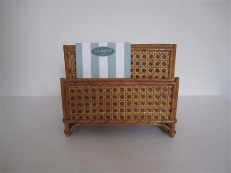 Wicker Desk Accessories Rattan Desk Accessories Woven Rattan Paper Tray Basket Style Desk Accessories By Artifacts