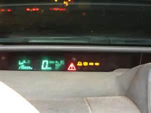 Brake System Warning Light Prius Toyota Prius I Warning Lights From My Toyota Prius 2006