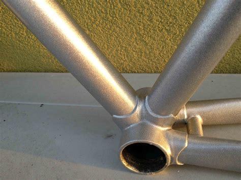 Verniciare Alluminio A Pennello by Bici A Ilgrassosullemani