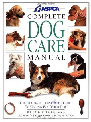 complete puppy care books aspca complete care manual