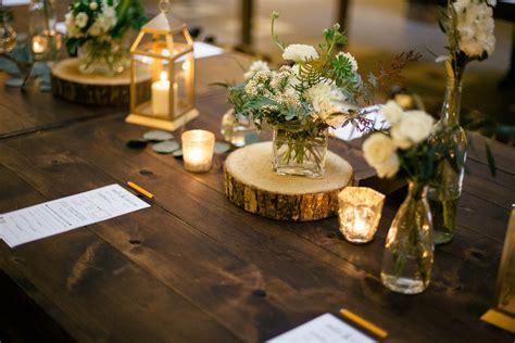 elegant reception table settings elizabeth anne designs elegant garden wedding ideas tbdress blog rustic wedding