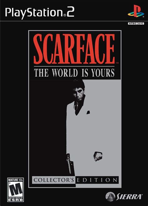 scarface the world is yours collector s edition sony