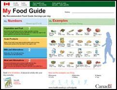 printable version canada s food guide ready to use presentation for intermediaries on quot eating