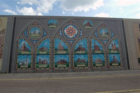 portsmouth ohio flood wall murals portsmouth ohio flood wall murals photos search