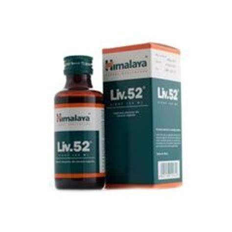 Liv 52 Ds Himalaya Liver Protector 60 Tablet Vitamin Hati Support liver care hangovers on syrup barley grass