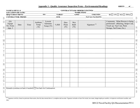 quality check sheet template vehicle inspection sheet template and weekly building