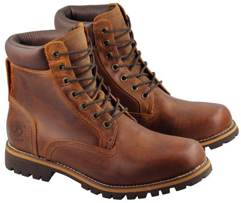 timberland mens earthkeeper boots 6 inch boot mid brown