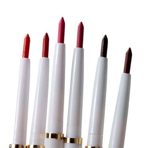 Lip Liner The Shop 1pcs automatic rotary lip liner lasting
